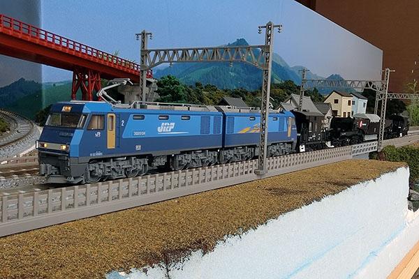 MicroAce A8574 国鉄(JR貨物) シキ800形大物車+ヨ8000形車掌車 3両セット