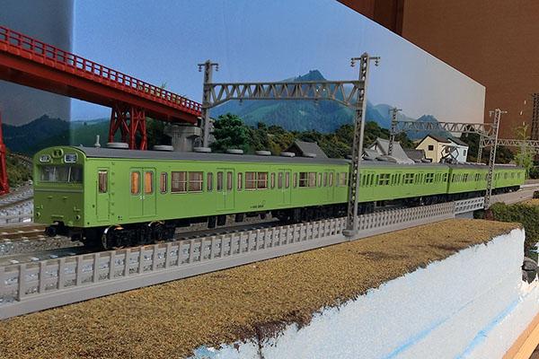 鉄道コレクション 国鉄103系3000番代非冷房車 川越線3両セット
