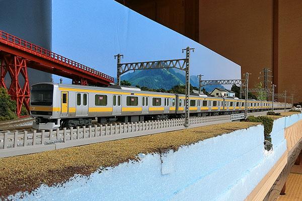 KATO 10-1520 E231系 0番台 中央・総武緩行線 6両基本セット