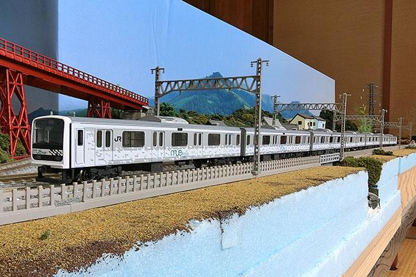 TOMIX 93556 JR 209-0系在来線試験電車 MUE-Trainタイプ 7両セット