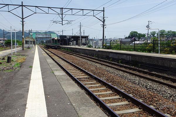 JR 東北本線 藤田駅