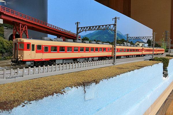 KATO 10-1464 キハ58系 4両セット