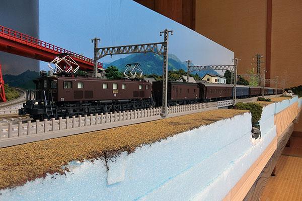 KATO 3072 EF13・KATO 10-1320 スハ32系 中央本線普通列車 7両セット・KATO 5127-4 オハ35 ブルー 戦後形・KATO 5128-4 オハフ33 ブルー 戦後形