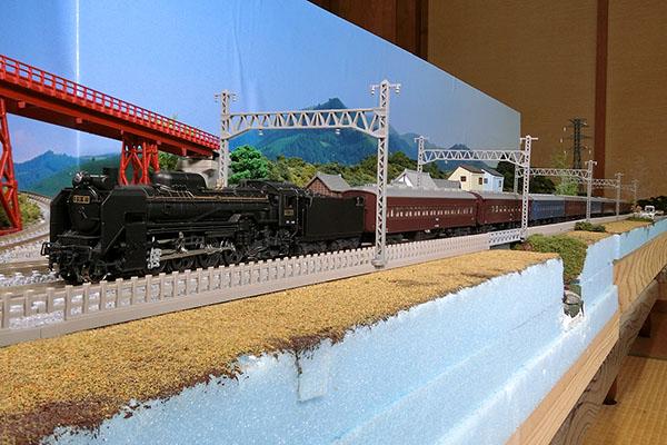 KATO 2016-9 D51形蒸気機関車 標準形