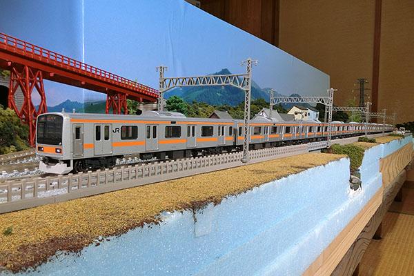 TOMIX 98334 JR 209 1000系通勤電車 (中央線) 基本セット (4両)・TOMIX 98835 JR 209 1000系通勤電車 (中央線) 増結セット (6両)