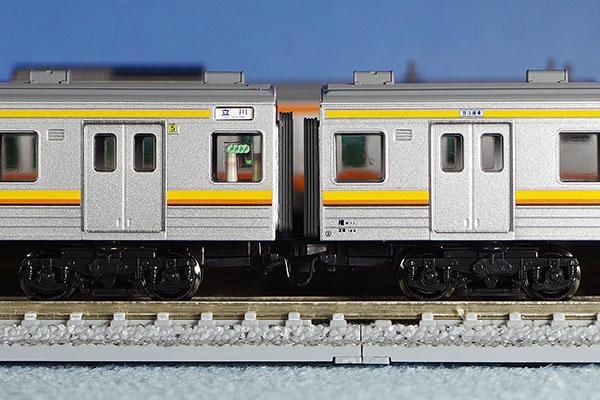 KATO 10-1341 205系 南武線 シングルアーム パンタグラフ 6両セット+鳳車輛製造 205 国電用方向幕 南武線