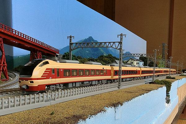 GREENMAX 50624 E653系1000番代 (国鉄特急色) 7両編成セット