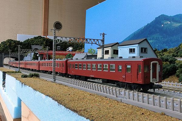 TOMIX 2529 JR 客車 オハ50形・2530 JR 客車 オハフ50形