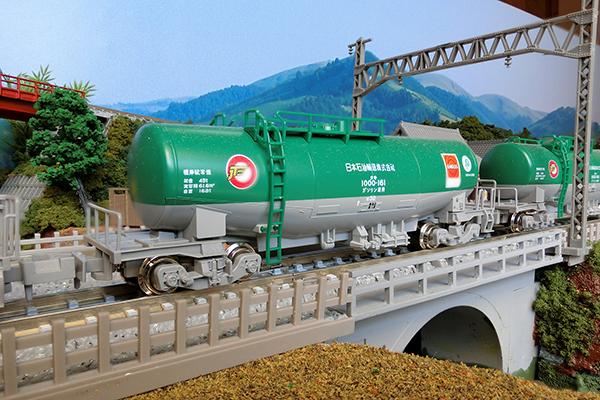 KATO 8037-6 タキ1000 日本石油輸送色 ENEOS (エコレールマーク付)
