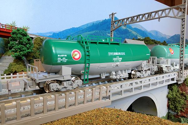 KATO 8037-2 タキ1000 日本石油輸送色