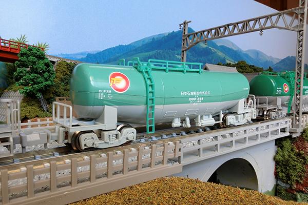TOMIX 8711 私有貨車 タキ1000形 (日本石油輸送)